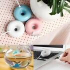 Mini USB Donut Humidifier Air Purifier Aroma Diffuser Office Home Car Sweet