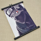 Naruto Kakashi Poster Wall Scroll Home Bedroom Decoration for Anime Fans Gift 1x