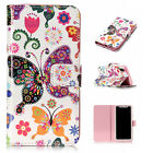 Wallet Pattern Leather Card Holder Case Flip Stand For iPhone SE 6s 7 8 Plus X