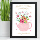 PERSONALISED Birthday Gifts for Granny Nanny Nan Grandma Christmas Presents