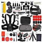 18/30-in-1 Mount Accessories Kit For GoPro Hero 6/5/4/3/2 Session Hero LCD Black