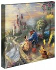 Thomas Kinkade Disney Princesses Wrap Choose From 9 14 x 14 Gallery Wraps
