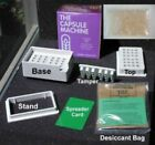"""The Capsule Machine """"0""""  Kit with Empty Capsules - Fills 24 Capsules in Minutes"""