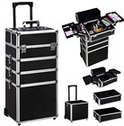 Trolley make up trousse TRASFORMABILE 3 in 1 trucco makeup beauty case valigia