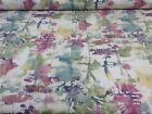 Alfresco Summer teal Cotton Prestigious Textiles Curtain/Craft Fabric