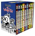 Diary of a Wimpy Kid Box of Books 1-8 + the Do-It-Yourself Book by Jeff Kinney