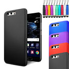 "For Huawei P10 5.1""- Armour Hard Shell Case Back Cover + Screen + Stylus"