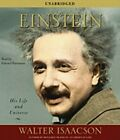 Einstein: His Life and Universe by Walter Isaacson: New Audiobook