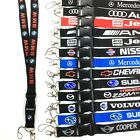 auto car logo - Auto Car Logo Neck Strap Lanyard for Keyring Key Chains Cellphone Cord ID Card