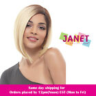 Внешний вид - HELEN - Asymmetrical Straight Bob Style Synthetic Wig - Janet Collection