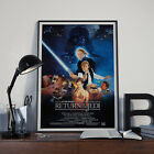 Star Wars - Return Of The Jedi -  Movie Film Poster Print Picture A3 A4