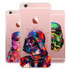 Star Wars Soft TPU Silicone Case Cover For Apple iPhone X 8 7 6 6S Plus $8.0 CAD on eBay