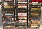 Video Games - Playstation 2 PS2 A-L Complete Games Lot (Pick one or more) in Good Condition!