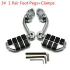 Best Footrests - Motorcycle Long Highway Pegs Foot Pegs Footrests Kit Review