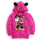 2PCS Toddler Kid Baby Girl Clothes Outfits Minnie Mouse T-shirt Tops + Pants Set