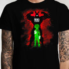 My Hero Academia Anime Manga Premium T-shirt Izuku Deku Midoriya and All Might