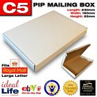 C5 Postage Boxes White Cardboard - Fits Large Letter! - Small Quantities 1-5!!