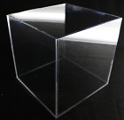 Acrylic Display Box Collectible Display Case Clear Showcases Store Display Cube