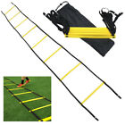8 12 20 Rung Speed Training Ladder Agility Footwork Football Exercise Workout
