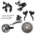NEW Shimano Dura Ace R9100 Road Bike 50/34 8 Piece Compact Groupset 11-30 11s