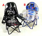 New Star Wars Kid Child Outdoor Camping Picnic Folding Lawn Chair (Blue) # A / B $22.95 AUD