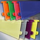 TEGOMETALL® COMPATIBLE RETAIL SHOP SHELVING TICKET STRIPS EPOS EDGING X 20