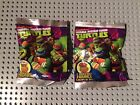 Teenage Mutant Ninja TURTLES 2 pcs, Sealed rollinz, blind bags Nickeldeon