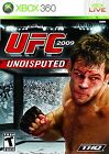 UFC 2009 Undisputed (Microsoft Xbox 360, 2009) Game Disc Only - Tested