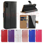 Real Genuine Leather Flip Wallet Slim Case Cover For New iPhone 6 7 8 5 SE Plus <br/> 1st Class Post, For iPhone , 8,5, 6,7 Plus,UK SELLER