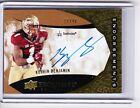 Kelvin Benjamin 2014 Exquisite Endorsements Autograph Panthers Auto 17/40 Bills
