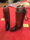 Vintage Country Western Leather Boot Lighter Holders