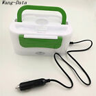 Portable Food Warmer Box Car Truck Van Plugin Electric Lunch Containers 12V New