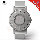 EUTOUR Men Watch Magnetic Ball Show Stainless Steel Men Watches For Blind: