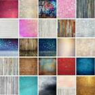 Kyпить Dreamlike Glitter Tie-dye Photography Backdrop Wood Background Studio Photo Prop на еВаy.соm