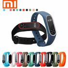 Xiaomi Mi Band2 3 Adjustable Bangle Soft Silicone Strap Wristband Bracelet