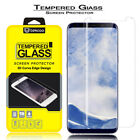 3D Full Cover Tempered Glass Screen Protector For Samsung Galaxy S9 / S9 Plus
