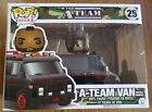 "Figurine Funko Pop ""Rides"" A-Team Van with B.A. Baracus n°25"