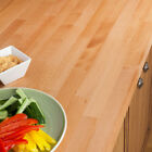 Beech Worktop - Solid Wood Kitchen Count...