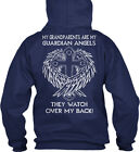 Guardian Angels Grandparents Gildan Hoodie Sweatshirt