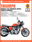 2007 Triumph Thruxton Haynes Online Repair Manual - Select Access $12.99 USD on eBay