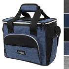 Premium Insulated Lunch Bag Portable Mini Cooler With Shoulder Strap Picnic Food