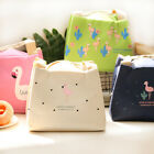 thermal binoculars cheap - HK- Portable Flamingo Thermal Insulated Food Fruit Storage Pouch Lunch Box Cheap