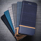 For LG Fiesta LTE/K10 Power/X Charge/X Power 2 Card Holder PU Leather Case Cover