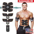 Ultimate ABS Simulator EMS Training Body Abdominal Muscle Exerciser AB & Arms US image