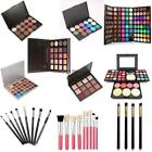 Eye Shadow Powder Palette Matte Eyeshadow Cosmetic Makeup Blrush Kit TXST
