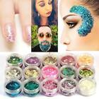 New Makeup Mixed Glitter Face Eye Body Tattoo Festival Dance Club TXST