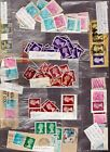Great Britain group of annotated QE11 issues in packets see scans x 3
