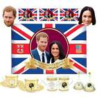 OFFICIAL Memorabilia Prince Harry And Meghan 2018 Royal Wedding Merchandise Gift