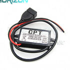 USB Dual Converter Step Down Regulator moudle DC 12V to 5V Mini/Micro/A type