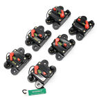 60A-250 Amp Manual Reset Circuit Breaker 12v/24v Car Auto Boat Audio Stereo Fuse